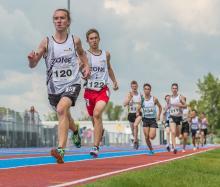 2016 - Alberta Summer Games - track 4