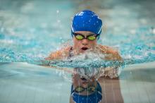 2016 - Alberta Summer Games - swimming