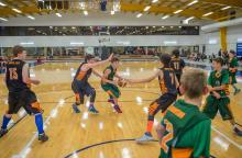 2016 - Alberta Summer Games - basketball