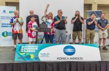 2016 - Alberta Summer Games - closing ceremony