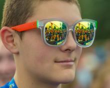 2016 - Alberta Summer Games - sunglasses