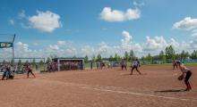 2016 - Alberta Summer Games - softball