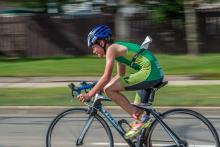2016 - Alberta Summer Games - biking