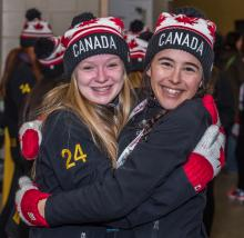 2017 - Canadian Ringette Championships 1