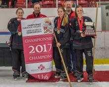 2017 - Canadian Ringette Championships 11
